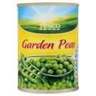 Tesco Garden Peas in Salt Water 400 g