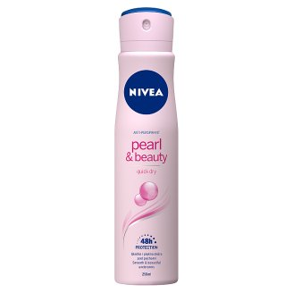 NIVEA Pearl & Beauty Antyperspirant w aerozolu 250 ml