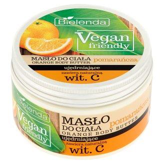 Bielenda Vegan Friendly Masło do ciała pomarańcza 250 ml