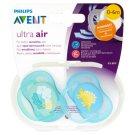 Avent Ultra Air Smoczek 0-6 miesięcy 2 sztuki