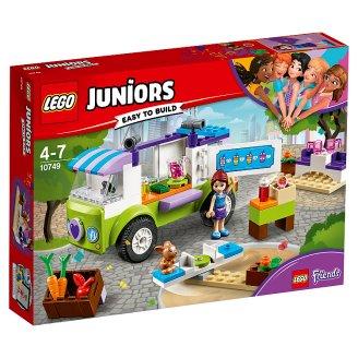 LEGO Juniors Targ ekologiczny Mii 10749