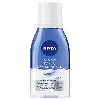 NIVEA Dwufazowy płyn do demakijażu oczu 125 ml