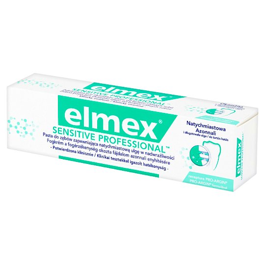 Elmex Sensitive Professional Toothpaste 75 ml