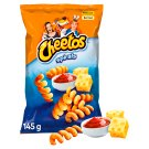 Cheetos Cheese-Ketchup Flavour Corn Snacks 145 g