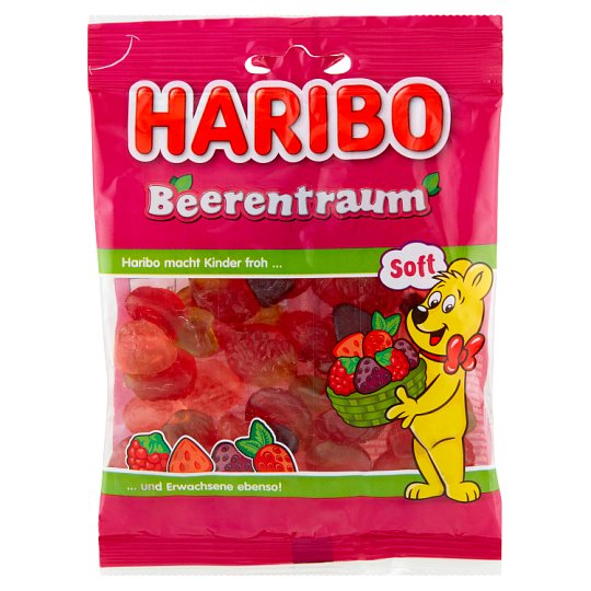 Haribo Forest Fruits Fruit Jellies 100 g