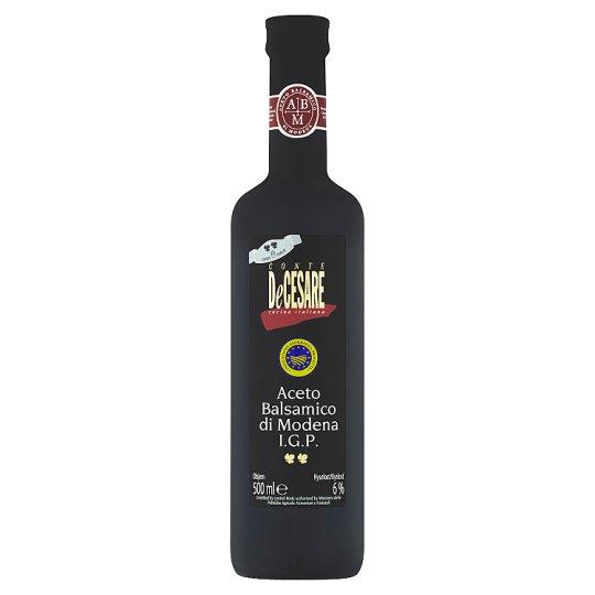 Conte DeCesare Vinegar Balsamico di Modena I.G.P. 500 ml