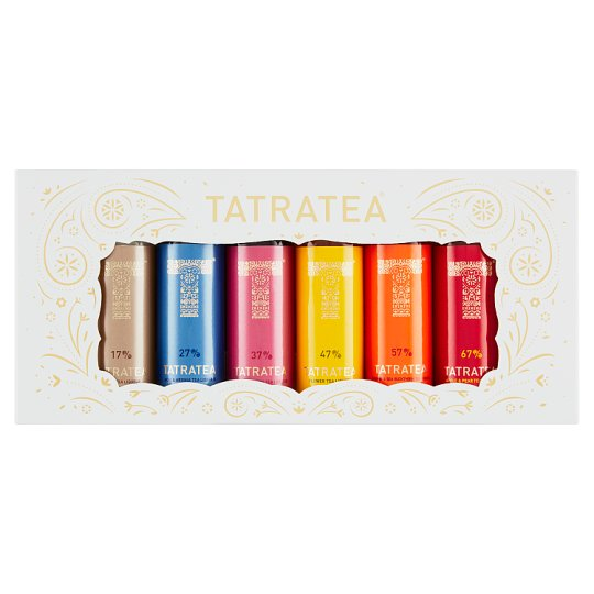 Karloff Tatratea II. séria set 6 x 0,04 l