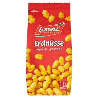 Lorenz Peanuts Kernels Roasted, Salted 200 g