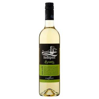 Wine Concept Budapest Dreams Dry White Cuvée biele víno 0,75 l