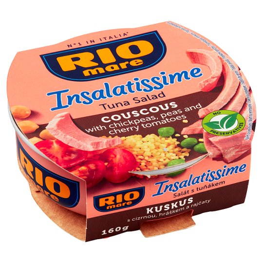 Rio Mare Insalatissime Tuna Salad with Couscous 160 g