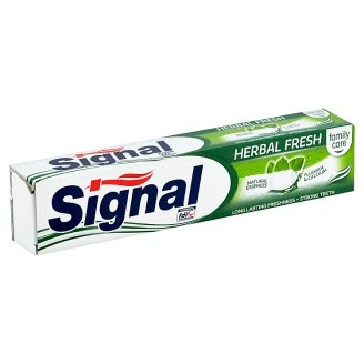Signal Family Care Herbal Fresh Toothpaste 75 ml
