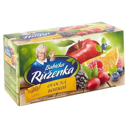 Babička Růženka Fruit Tea 20 x 2 g