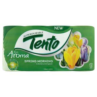 Tento Fresh Aroma Spring Morning Toilet Paper 8 pcs