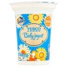 Tesco White Yoghurt Creamy 375 g