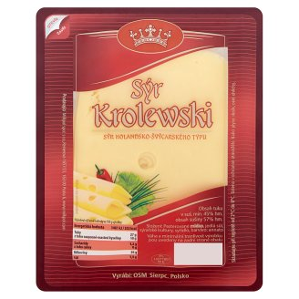 Krolewski Ripened Cheese 100 g