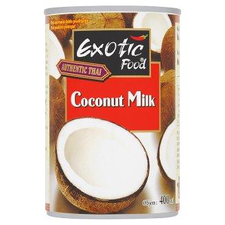 Exotic Food Authentic Thai Coconut Milk 400 ml