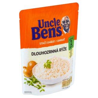 Uncle Ben's Stačí ohriať Dlhozrnná ryža 250 g