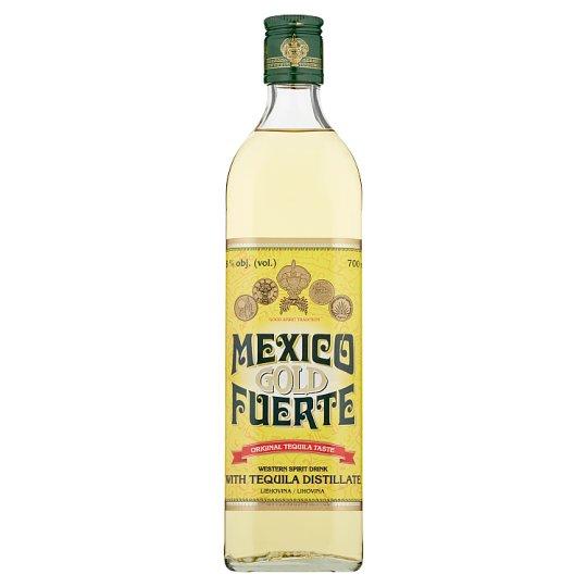 Mexico Gold Fuerte 38 % 700 ml