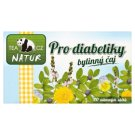 Panda Natur Bylinný čaj pre diabetikov 20 x 1,5 g