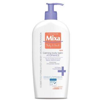 Mixa Baby & Adult Atopiance upokojujúce telové mlieko 400 ml