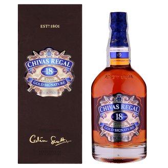Chivas Regal Gold Signature Aged 18 Years Scotch Whisky 700 ml