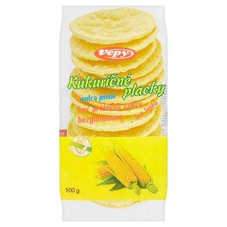 Vepy Kukuričné placky 100 g