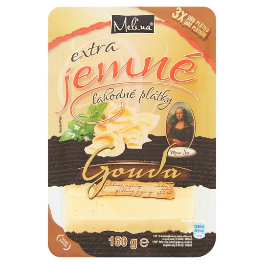 Melina Gouda 48% Slices 150 g