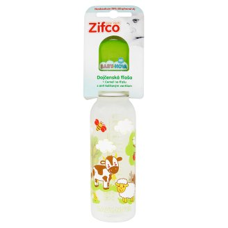 Zifco Pre deti Dojčenská fľaša 250 ml