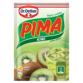 Dr. Oetker PIMA stévia nápoj aróma kiwi 50 g