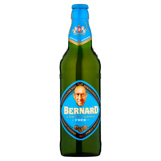 Bernard Free Non-Alcoholic Light Beer 0.5 L