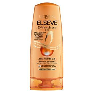 L'Oréal Paris Elseve Extraordinary Oil vyživujúci balzam pre suché vlasy 200 ml