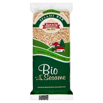 Jannis Organic Sesame Stick 50 g