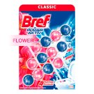 Bref Power Aktiv Fresh Flowers tuhý WC blok 3 x 50 g