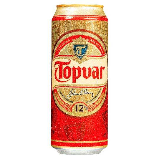 Topvar Light Beer 12% 500 ml