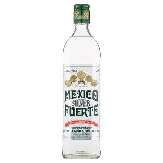 Mexico Silver Fuerte 38 % 700 ml