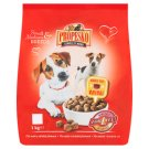 Propesko Complete Food for Adult Dogs of Small and Medium Breeds with Poultry and Beef 1 kg