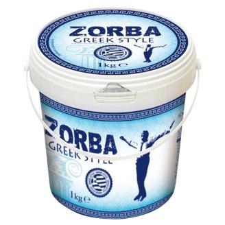 Zorba Smotanový jogurt biely gréckeho typu 1 kg