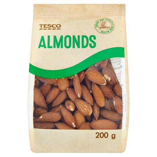 Tesco Almonds 200 g