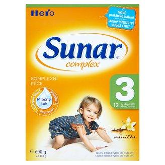Sunar Complex 3 vanilka 2 x 300 g