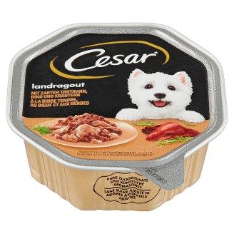 Cesar S morčacím a hovädzím mäsom 150 g