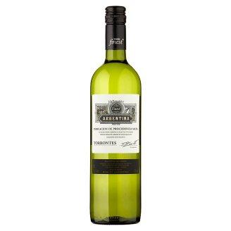 Tesco Finest Torrontes biele víno 0,75 l