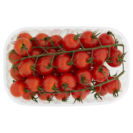 Tesco Fresh Choice Tassel Cherry Tomatoes 500 g