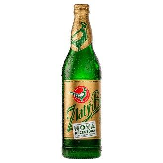 Zlatý Bažant 12% Light Lager Beer 500 ml