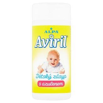 Alpa Aviril Detský zásyp s azulénom 100 g