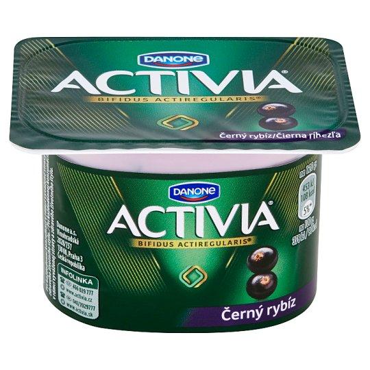 Danone Activia Jogurt čierna ríbezľa 120 g