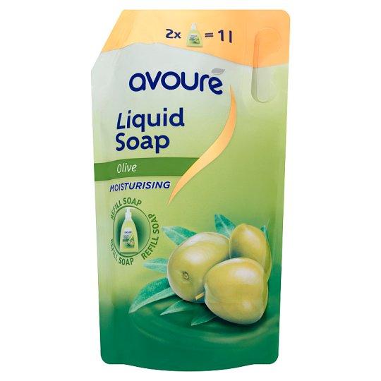 Avouré Olive tekuté mydlo 1 l