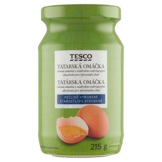 Tesco Tatárska omáčka 215 g