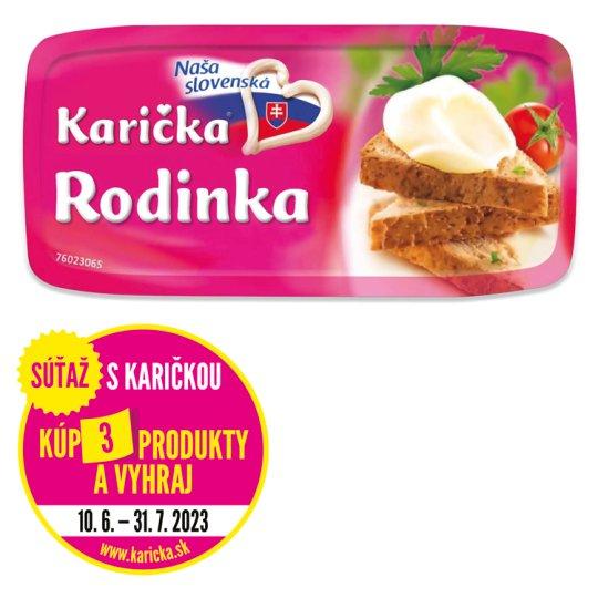 Karička Rodinka Spreadable Processed Cheese 150 g