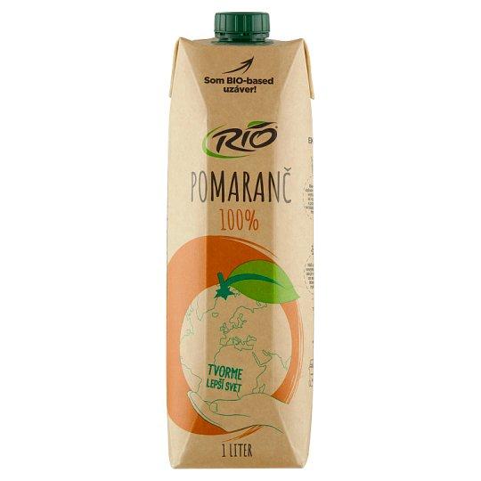 Rio Fusion 100% Orange 1 L
