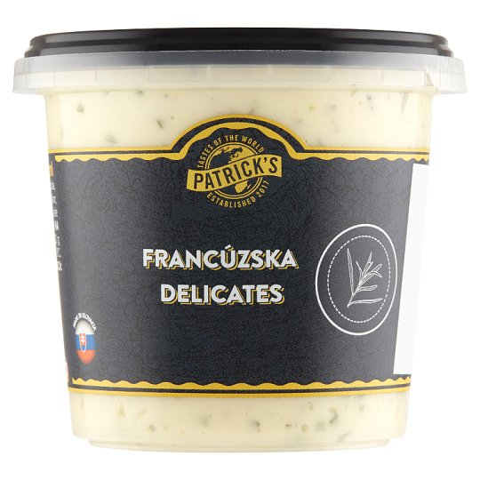Patrick's French Delicates Sauce 200 ml